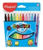 Pisaki Maped Color'Peps
