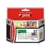 Printe tusz do HP DJ 450, 2510, 5550, 5850, 9680, 6110, 7960