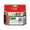 Printe tusz do HP DJ 1510, 2710, 5940, 6540, 6840, 6980, 8750, HP343