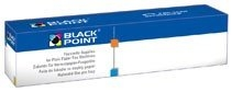 Folia termotransferowa KX-FA136 Black Point, 2 rolki