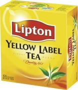 Herbata ekspresowa Lipton Yellow Label Tea